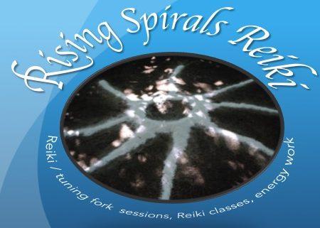 Rising Spirals Reiki